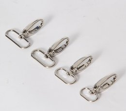 Wholesale Metal Luggage bag Dog buckle Snap hook, Bag hanger Lobster Clasp DIY Sewing handmade Key chain buttons