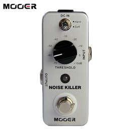 Bass guitar effects online shopping - MOOER Lofi Machine with Wide Range Sampling Rate Depth Reducing Effects for Guitar Bass Synth or Sound Player