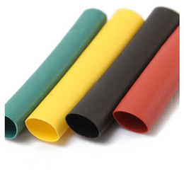 heat shrink tubing wire wrap Australia - Promotion! 328Pcs Car Electrical Cable Heat Shrink Tube Tubing Wrap Wire Sleeve Kit