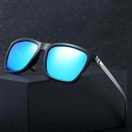 Good Sports Sunglasses NZ - Good Quality New Polarized Sunglasses Men Fashion Eyewear Travel Man Retro Driving sunglasses Outdoor Sport Eyewear Men casual sunglasses