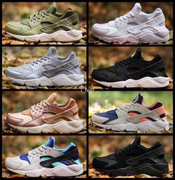 e11a75c5c147 2017 Air Huarache I Running Shoes For Women Men