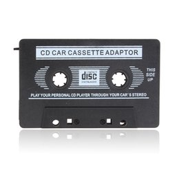 $enCountryForm.capitalKeyWord UK - Car Cassette Tape Deck Adapter Compatible with 3.5mm Jack Audio MP3 CD Player for iPhone 6S 6S Plus 5S