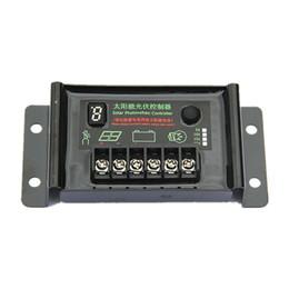 Waterproof led controller online shopping - 11 V10A solar controller Lead Acid Battery waterproof Solar street lamp Controller
