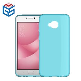 zenfone selfie case cover 2021 - Trending 2018 Transparent Waterproof Soft TPU Back Cover For Asus ZenFone 4 Selfie Pro ZD552KL Case