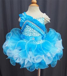 Cupcake Making Australia - 2017 Popular Fashion Newest Custom Made Flower Girl Cupcake Dresses Pageant Special Occasion Dresses Toddler Kids
