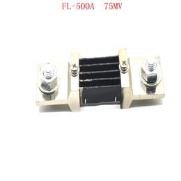 $enCountryForm.capitalKeyWord Australia - 500A75MVDC shunt Ampere Parallel Resistor Amp Panel Meter Ammeter Shunt Current Tester Digital Ampere Panel Meter Current Shunt Resistor