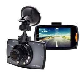 Car Hdd UK - New High Quality 100 Wide Angle 1080P Car Camera Recorder Easy Drive G30 Car Detector,Motion Detection Night Vision