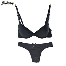 480b358b354ff New Underwear Brands Women UK - Julexy Brand New 2016 Intimates Push Up Bra  Set Seamless