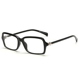 Led Readers NZ - D.King The Leading Lady Mens Womens Narrow Rectangular Lens Readers Full Frame Fashion Vintage Retro Glasses