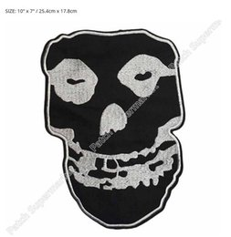 bf84909d10a Large Skull Patch Canada - 10