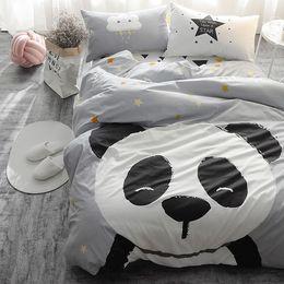 Full Panda Bedding Set Online Full Panda Bedding Set for Sale