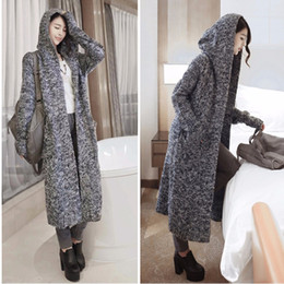 Ladies Knitted Hooded Cardigan Online | Ladies Knitted Hooded ...