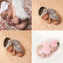 $enCountryForm.capitalKeyWord Canada - Angel wings Feather wings Baby photography props Children with pink wings The new Europe and the United States handmade children angel feat