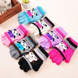 $enCountryForm.capitalKeyWord NZ - New children's gloves, bears, double sets of gloves, factory direct wholesale