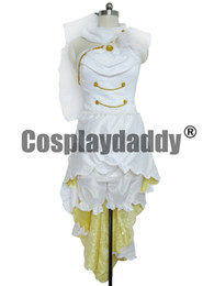games wedding dresses NZ - Love live Minami Kotori Wedding Dress Cosplay Costume
