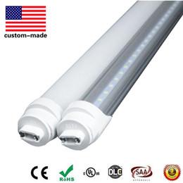 $enCountryForm.capitalKeyWord NZ - R17D LED tube light lamp SMD 2835 LED fluorescent tubes T8 8 feet 240cm 38W 4600LM 192LED AC 85-265V