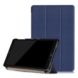 Chinese  Ultra Slim Flip PU Leather Case for Samsung Galaxy Tab A A6 10.1 2016 T585 T580 T580N SM-T580 SM-T585 Tablet Stand Cover Auto Sleep Up +pen manufacturers