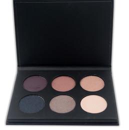 $enCountryForm.capitalKeyWord UK - Dropshipping free shipping NYX Cosmetic NYX BEAUTY SCHOOL Eyeshadow Palette Matte Eye Shadow Mini style NUDE SMOKEY 6 Color Eye Shadow