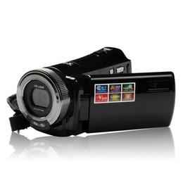$enCountryForm.capitalKeyWord Canada - Wholesale-Professional Home Use DVC 2.7'' TFT LCD HD 720P Digital Video Camcorder 16x Zoom DV Camera HDMI Video Output HD Lens AH0009