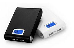 $enCountryForm.capitalKeyWord Australia - Mobile Power Bank Sense 12000mAh Portable External Backup Power Battery Charger Pack for iPhone 6 5s 4s HTC Samsung s4 s5