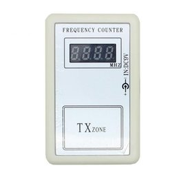 Chinese  Fobd2repair 250-450MHZ remote control frequency tester electric door remote controller frequency counter car key remote tester meter manufacturers
