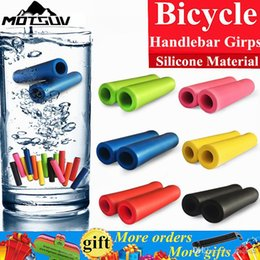 Discount Silicone Bike Grips 2018 Silicone Bike Grips On Sale At