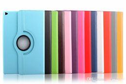 $enCountryForm.capitalKeyWord Australia - 360 Rotating Leather Stand Flip Case For Apple Ipad mini & mini 2 & mini 3 Ipad air  Ipad air2 Samsung Tab S2 T815 T715 Cover