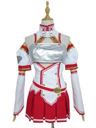 $enCountryForm.capitalKeyWord UK - Anime Sword Art Online Yuuki Asuna Halloween Set Cosplay Costume