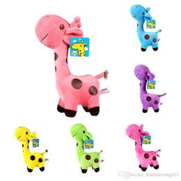 $enCountryForm.capitalKeyWord Australia - 2019New Cute Plush Giraffe Soft Toys Animal Dear Doll Baby Kids Children Birthday Gift