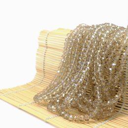 $enCountryForm.capitalKeyWord NZ - Glass Rondelle Beads Plate silver shadow color