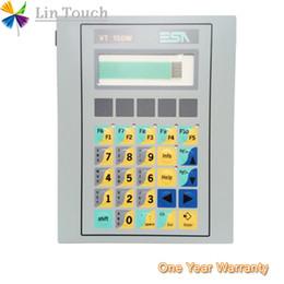 Новый VT 150W VT150W 000DP Vt150w000dp HMI ПЛК мембранный переключатель клавиатура Клавиатура используется для ремонта машины с клавиатурой