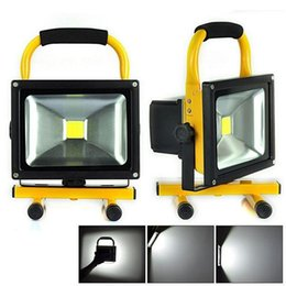 $enCountryForm.capitalKeyWord Canada - rechargeable led flood light 10W 20W Waterproof IP65 camping lamp outdoor Spotlight Floodlight car charger Weather Resistant