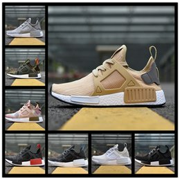 2018 army duck fabric 2017 Top Quality 2017 Cheap Athletic Sneaker NMD_XR1 PK Sport Running Shoes Discout NMD XR1 PK OG Zebra Bred Blue Shadow