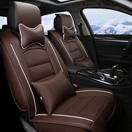 Special Leather Car Seat Cover For Toyota Volkswagen Fiat Hyundai Chery BYD Accessories Auto Styling Automobiles