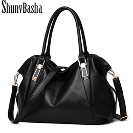 Wholesale Leather Designer Handbags Canada - Wholesale- ShunvBasha Designer  Women Handbag Female PU Leather Bags bf4a914f2dc6e