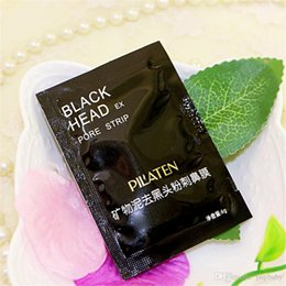 remove black heads nose NZ - 20pcs PILATEN Facial Minerals Conk Nose Blackhead Remover Mask Facial Mask Nose Blackhead Cleaner 6g pcsacial Mask Remove Black Head