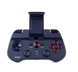 Pc Wireless Controller Canada - ipega PG-9017S, Bluetooth Wireless Gaming Controller , Andrews Bluetooth phone Joystick For PC ,IOS7, support Apple Tablet PC