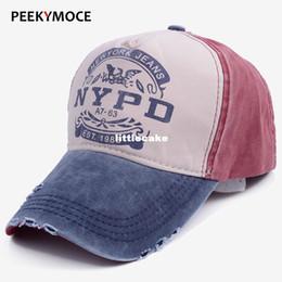 Adult Snapbacks Canada - 2017 adult brand baseball cap fitted hat Casual gorras 5 panel hip hop snapbacks hats wash caps for men women unisex wholesale