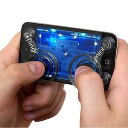 New tablet joystick online shopping - set Zero Any Touch Screen Device Mobile Phone Game Tablet Joystick New Twin Pack
