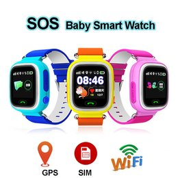 $enCountryForm.capitalKeyWord Canada - SOS Call Smart Watch for Kids Children Q90 GPS Wifi LBS Location Tracker Finder Watches Phone Touch Screen Remote Monitor Baby Wristwatch