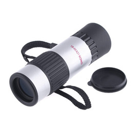 Camping Hiking Telescope Canada - 15-55x Monocular Telescope For Portable Traveling Hiking Camping Hunt View Sightseeing Star View Spotting Scope Equipment