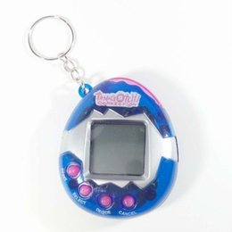 Electronics Building Canada - Electronic Pet Toy Tamagotchi Electronic Toys battery built-in 4 Color for choose 49 Pets in One Virtual Cyber Pet shipping fast
