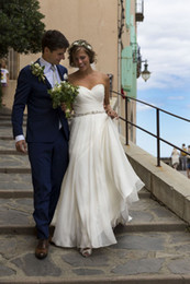 Cheap Zippers Canada - Romantic Garden Wedding Dresses 2017 Sweetheart Pleats Zipper Back A Line Sweep Train Organza Boho Beach Bridal Gowns Cheap Custom Made