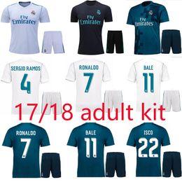 d670cf376 Real Madrid Jersey 2015 2016 A+++ quality 2017 2018 Real Madrid Home away  3rd Soccer Jersey men kit Away shirt Ronaldo .