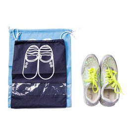 Home Storage & Organization Dependable 1pcs Waterproof Shoes Bag Pouch Storage Portable Travel Bag Non-woven Tote Drawstring Bag Organizer Cover Laundry Organizer