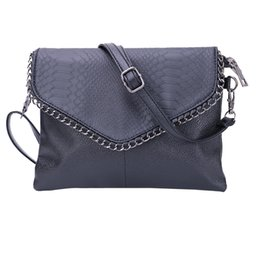 $enCountryForm.capitalKeyWord Canada - Wholesale-Cheap Women Envelope Bag Pu leather Handbag shoulder bags Ladies Crossbody Sling Messenger Bag Purses Blue Black Brown 7 colors