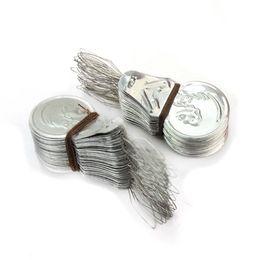 $enCountryForm.capitalKeyWord Canada - 100 Pcs Stitch Insertion Accessories Needle Threader For Hand Sewing Machines