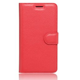 case mate phone UK - For Samsung Galaxy S8 PLUS J3 Emerge Huawei P10 Mate 9 Lite Wallet Leather Case TPU Litchi Pouch Stand Leechee ID Card TPU Phone Cover 5PCS
