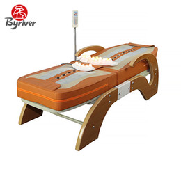 BYRIVER Parentu0027s Gift Electronic Automatic Reclining Thai Jade Stone Roller Thermal Function Massage Bed Table Massager  sc 1 st  DHgate.com & Reclining Beds Online | Reclining Beds for Sale islam-shia.org