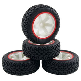 $enCountryForm.capitalKeyWord UK - RC HSP HPI 702A-8019 Rubber Rally Tires & Wheel Rims For 1:10 On-Road Rally Car